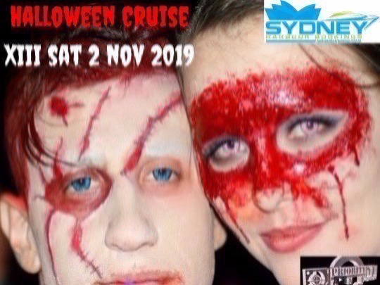 HALLOWEEN CRUISE XIII